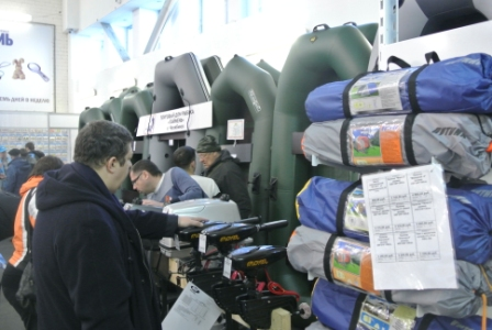 выставка челябинск охота и рыбалка